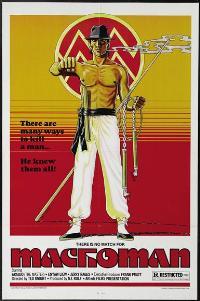 Machoman - 27 x 40 Movie Poster - Style A