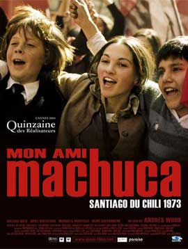 Machuca - 11 x 17 Movie Poster - French Style A