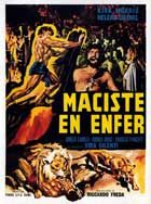 Maciste all'inferno - 11 x 17 Movie Poster - French Style A