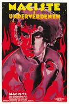 Maciste all'inferno - 11 x 17 Movie Poster - Danish Style A
