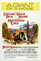 MacKenna's Gold - 11 x 17 Movie Poster - Style C