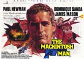 Mackintosh Man - 11 x 17 Movie Poster - Style B