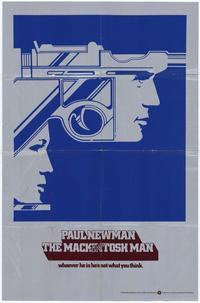 Mackintosh Man - 11 x 17 Movie Poster - Style A