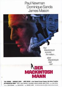 Mackintosh Man - 11 x 17 Movie Poster - German Style A