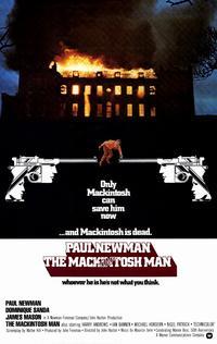 Mackintosh Man - 11 x 17 Movie Poster - Style C