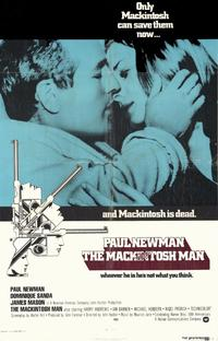 Mackintosh Man - 11 x 17 Movie Poster - Style D
