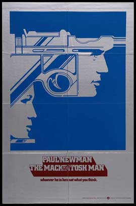Mackintosh Man - 27 x 40 Movie Poster - Style B