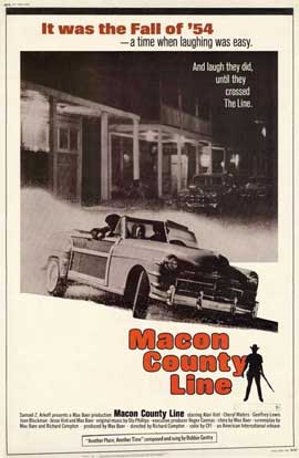 Macon County Line - 11 x 17 Movie Poster - Style A