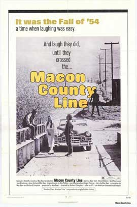 Macon County Line - 11 x 17 Movie Poster - Style B