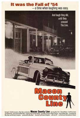 Macon County Line - 27 x 40 Movie Poster - Style A