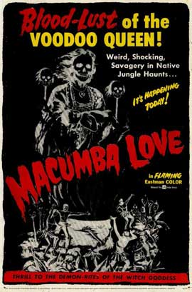 Macumba Love - 11 x 17 Movie Poster - Style A