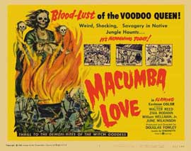Macumba Love - 11 x 14 Movie Poster - Style A
