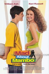 Mad About Mambo - 43 x 62 Movie Poster - Bus Shelter Style A