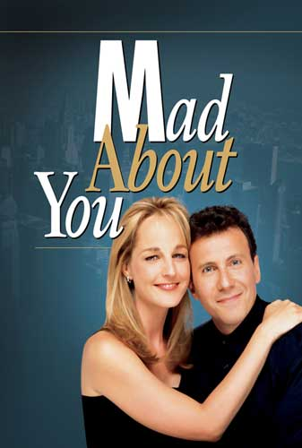 Mad About You - 27 x 40 Movie Poster - Style B
