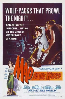 Mad at the World - 11 x 17 Movie Poster - Style A