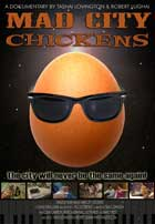 Mad City Chickens - 11 x 17 Movie Poster - Style A