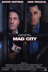 Mad City - 11 x 17 Movie Poster - Style A