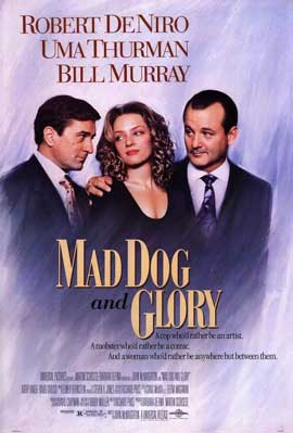 Mad Dog and Glory - 11 x 17 Movie Poster - Style A