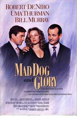 Mad Dog and Glory - 27 x 40 Movie Poster - Style A