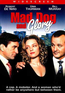 Mad Dog and Glory - 27 x 40 Movie Poster - Style B