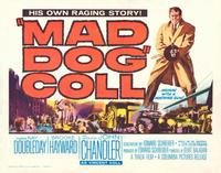Mad Dog Coll - 11 x 14 Movie Poster - Style A