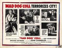 Mad Dog Coll - 22 x 28 Movie Poster - Half Sheet Style B