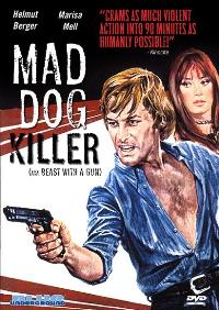 Mad Dog Killer - 27 x 40 Movie Poster - Style A