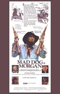 Mad Dog Morgan - 27 x 40 Movie Poster - Style B