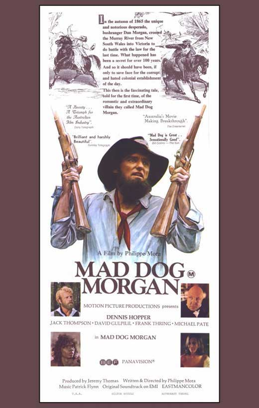 Mad Dog Morgan movie