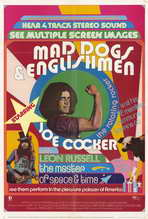Mad Dogs and Englishmen - 27 x 40 Movie Poster - Style B