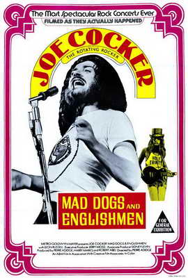 Mad Dogs and Englishmen - 27 x 40 Movie Poster - Style A