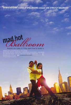 Mad Hot Ballroom - 27 x 40 Movie Poster - Style A