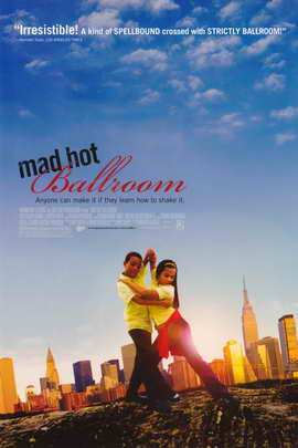 Mad Hot Ballroom - 11 x 17 Movie Poster - Style A