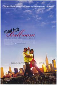 Mad Hot Ballroom - 43 x 62 Movie Poster - Bus Shelter Style A