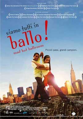 Mad Hot Ballroom - 11 x 17 Movie Poster - Italian Style A