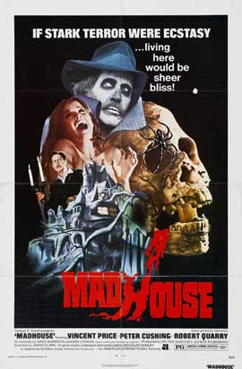 Madhouse - 27 x 40 Movie Poster - Style A