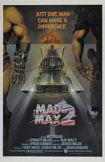 Mad Max 2: The Road Warrior - 11 x 17 Movie Poster - Style F