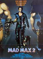 Mad Max 2: The Road Warrior - 27 x 40 Movie Poster - Danish Style A