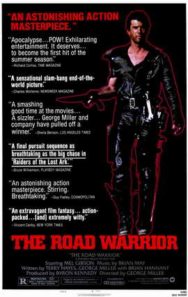Mad Max 2: The Road Warrior - 11 x 17 Movie Poster - Style A
