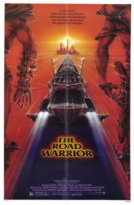 Mad Max 2: The Road Warrior - 11 x 17 Movie Poster - Style B