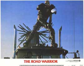 Mad Max 2: The Road Warrior - 11 x 14 Movie Poster - Style A