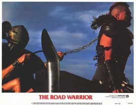 Mad Max 2: The Road Warrior - 11 x 14 Movie Poster - Style B