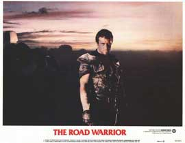 Mad Max 2: The Road Warrior - 11 x 14 Movie Poster - Style C