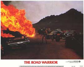 Mad Max 2: The Road Warrior - 11 x 14 Movie Poster - Style D