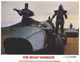 Mad Max 2: The Road Warrior - 11 x 14 Movie Poster - Style E