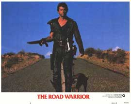 Mad Max 2: The Road Warrior - 11 x 14 Movie Poster - Style F