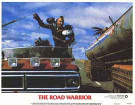 Mad Max 2: The Road Warrior - 11 x 14 Movie Poster - Style G