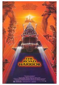 Mad Max 2: The Road Warrior - 43 x 62 Movie Poster - Bus Shelter Style A