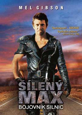 Mad Max 2: The Road Warrior - 11 x 17 Movie Poster - Czchecoslovakian Style A