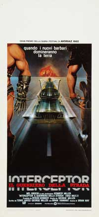 Mad Max 2: The Road Warrior - 20 x 40 Movie Poster - Style A